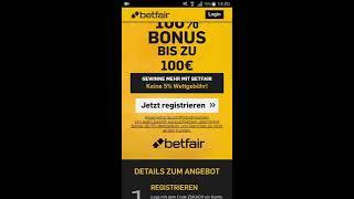 Betfair App - Alles zum Android & iPhone Download