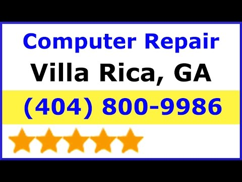 Onsite Computer Repair Villa Rica GA 30273