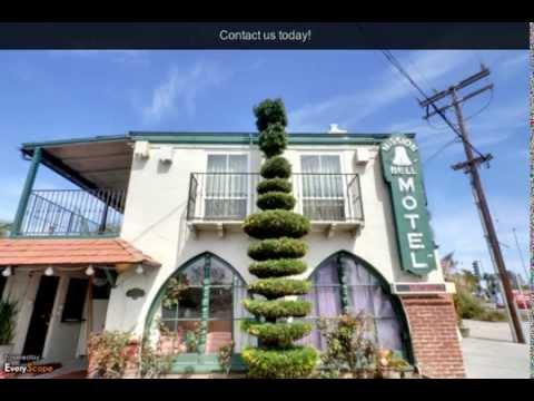 Mission Bell Motel Ventura Ca Hotel