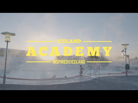 Iceland Academy | How to avoid hot tub awkwardness