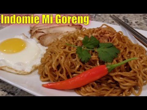 Indomie Mi Goreng Fried Noodle 2015