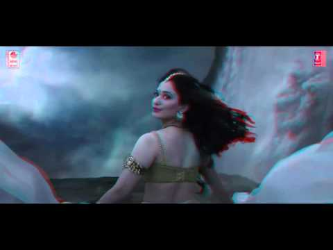 BAHUBALI  SONG IN 3D