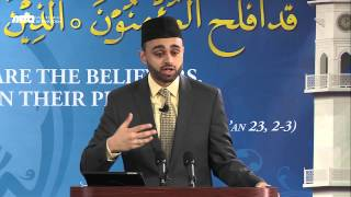 Atheism - The Biggest Challenge of our Time - 2nd Day Jalsa Salana USA West Coast 2013