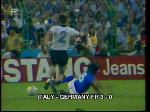 1982 final WC Italy - Germany FR  3:1