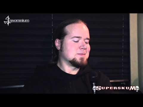 INSOMNIUM Interview