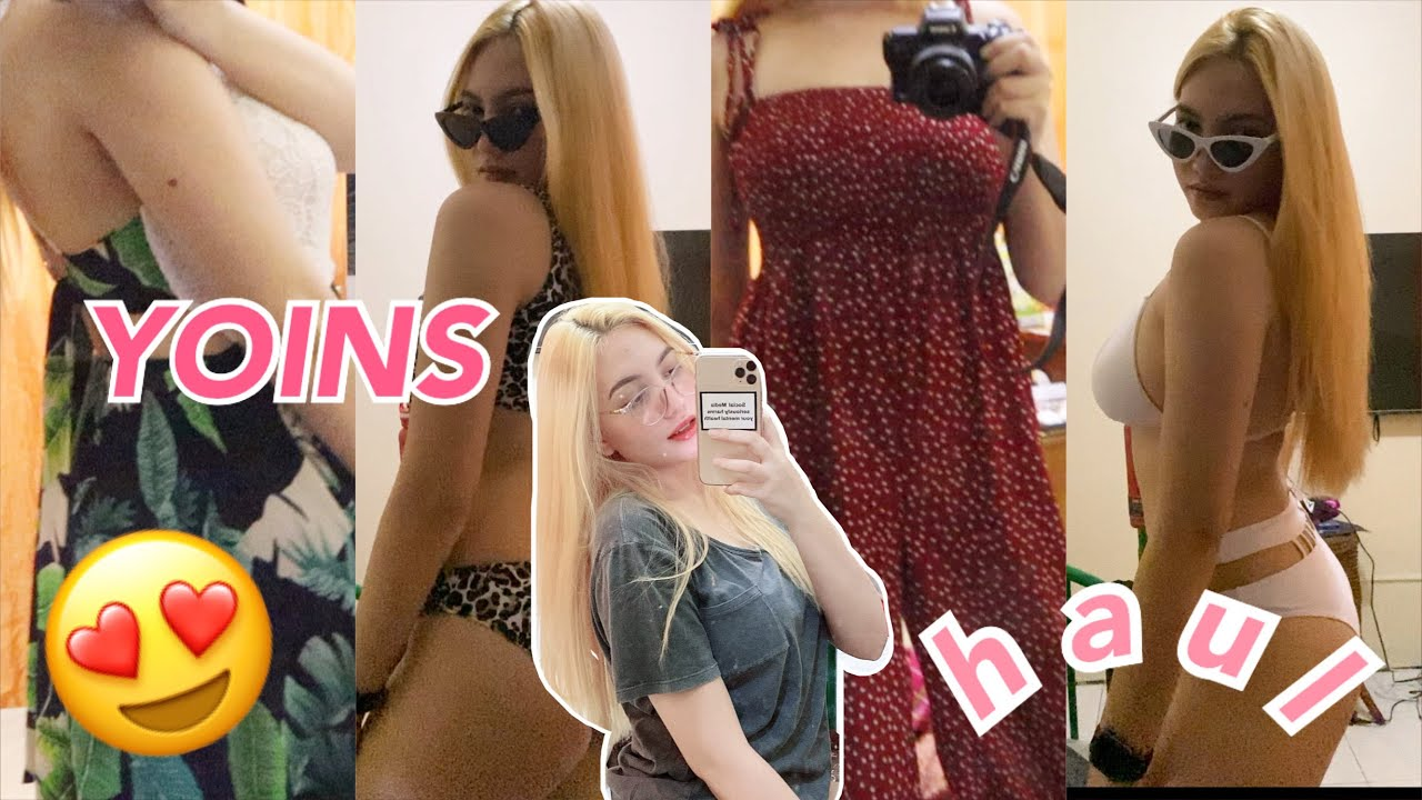SUMMER OUTFITS ft. YOINS (Try-on haul)