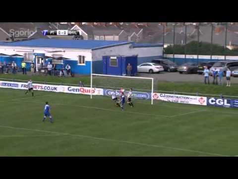 Port Talbot 1--0 Y Rhyl