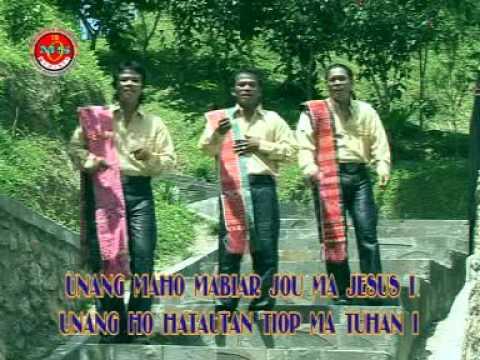 Trio Santana - Unang Ho Mabiar (Official Lyric Video)