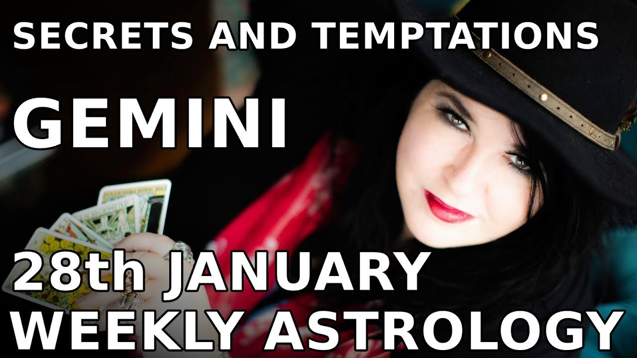 gemini weekly horoscope 7 january 2020 michele knight