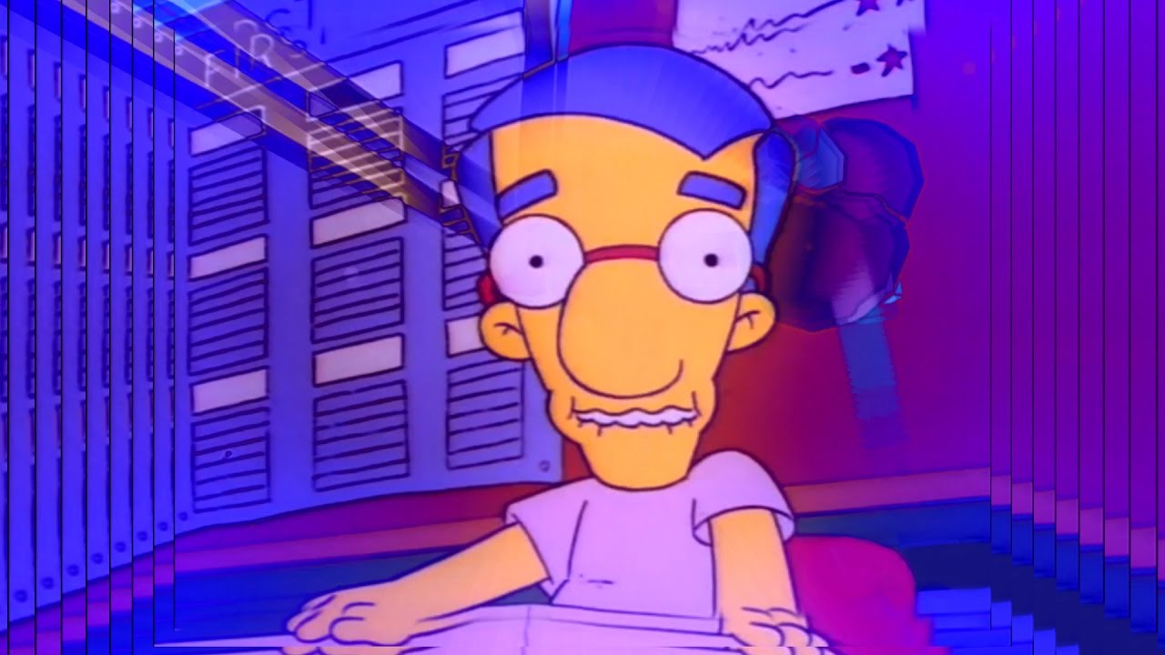 Voyage Coming Up Milhouse Simpson Bass Youtube