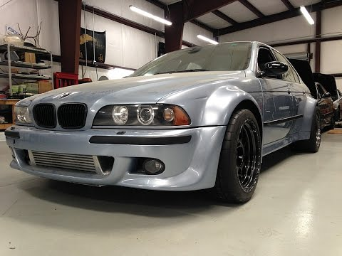 800 hp 2jz swapped wide body bmw e39 m5 by technica. Black Bedroom Furniture Sets. Home Design Ideas