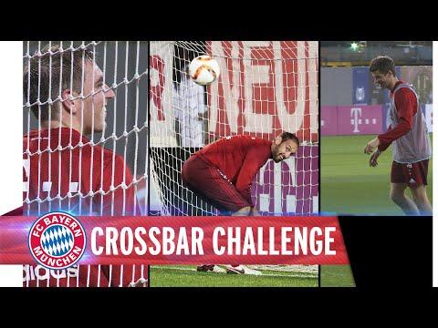 FC Bayern Crossbar Challenge in Doha