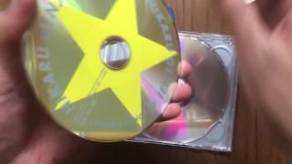 レンタルCDのシールを剥がしてみる