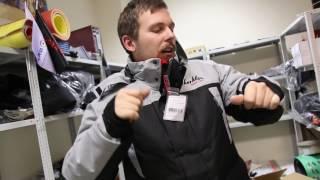 Зимний костюм для рыбалки и охоты LikeProfi Freezeproof&Unsinkable -32 °C