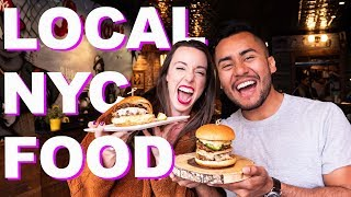 Local New York Food Guide: What to EAT in NYC Video