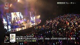 風男塾 (Fudanjuku) / FUDAN10KU LIVE 10th ANNIVERSARY in 野音 ダイジェスト