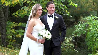 Alyssa + Andrew | Coon's Franklin Lodge | Wedding Video
