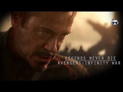 Avengers: Infinity War   Legends Never Die