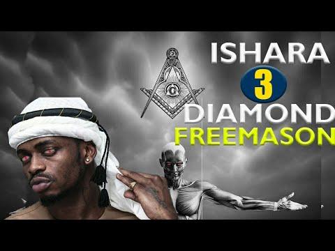 ISHARA 3 DIAMOND FREEMASON | HUWEZI KATAA