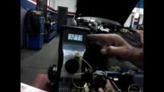 Teste - Sensores de Temperatura do Ar e do Líquido de Arrefecimento do Motor. thumbnail