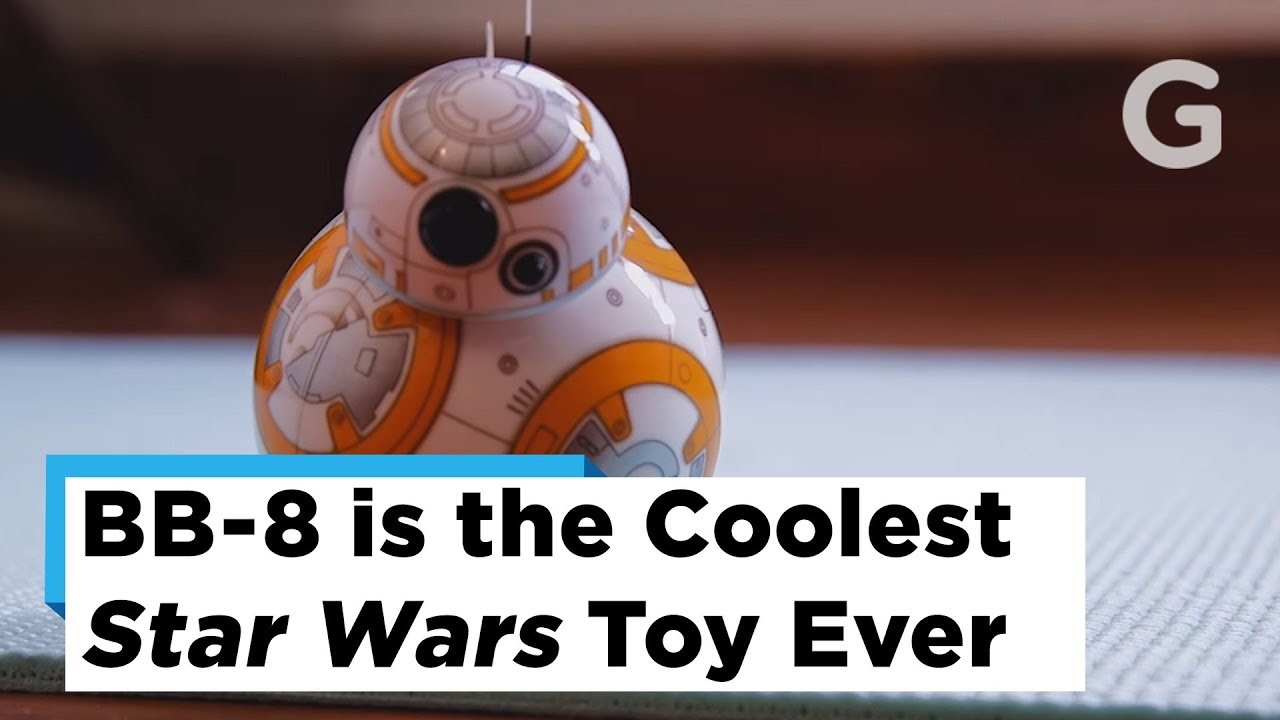 Coolest Robot Toys : The force awaken s bb robot toy is coolest star w