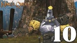 Let's Play King's Quest [Episode 1] # 10 - Wo sind die Rosinen