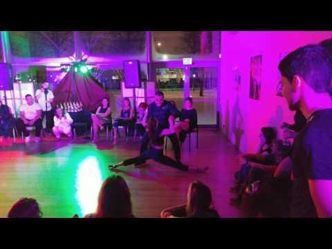 Carlos da Silva & Larissa Thayane First Place Pro Jack & Jill - 2017 Amsterdam ZNL Zouk Festival