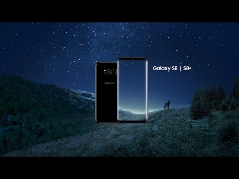 Download Samsung Galaxy S8 and S8+: Official Introduction