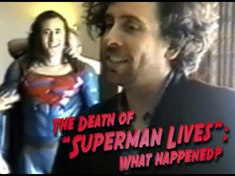 "Tráiler Oficial: The Death of ""Superman Lives"", What Happened?"
