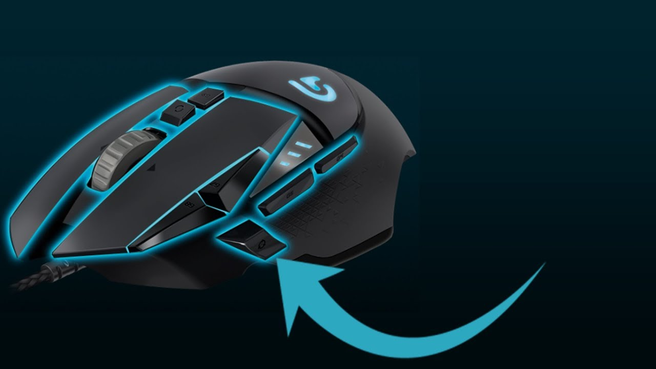 Programming a macro with the g502 logitech mouse