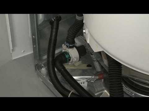 Circulation Pump - Frigidaire Affinity Top Load Washer