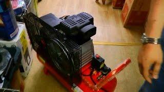 Какой компрессор выбрать Рядник или Vобразный(Сегодня мы в гостях у Сашко ,к нам приехал подписчик и мы выбираем ему компрессор., 2015-07-13T13:53:53.000Z)