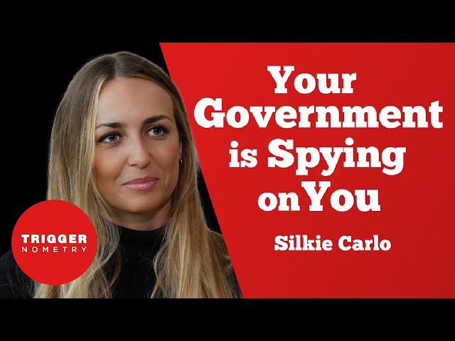 Your Government is Spying on You - Silkie Carlo