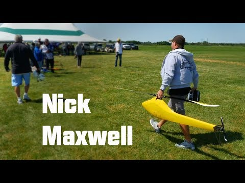 Nick Maxwell flying Diabolo S at IRCHA Speed Cup 2017