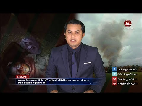 Rohingya Daily News 05 September 2017