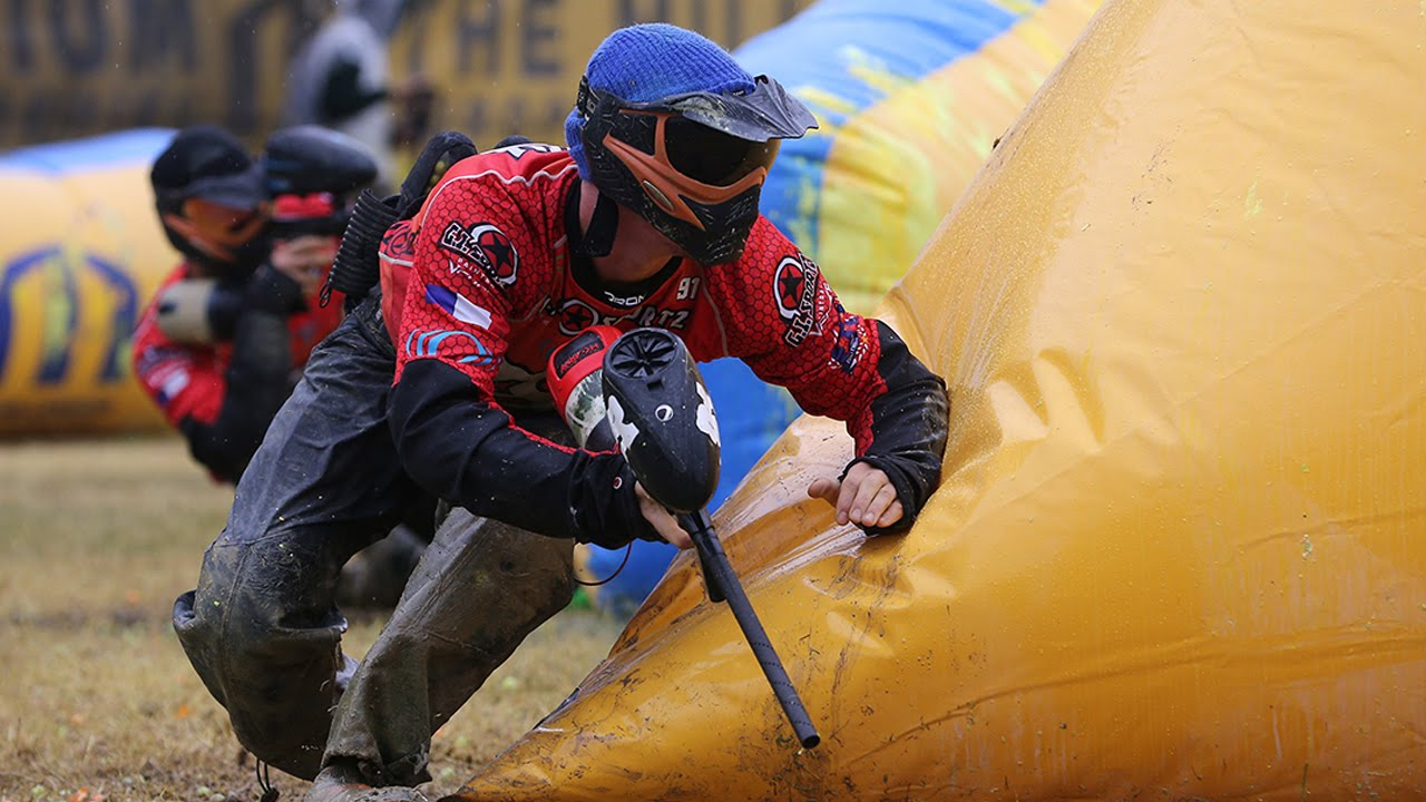 Millennium Paintball Series: Campaign Cup Highlights - YouTube