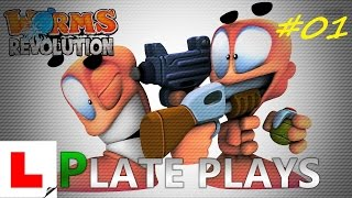 Random gaming: Worms Revolution: Stop picking on me!!!