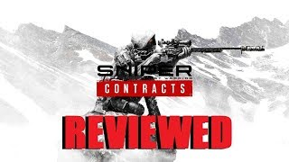 Sniper Ghost Warrior Contracts Review 4K - Buggy But Fun