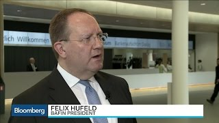 Bafin President Hufeld Says Basel Compromise Is Key