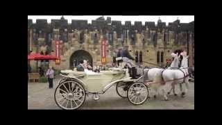 Alnwick Castle - Das Harry Potter Schloß Großbritannien
