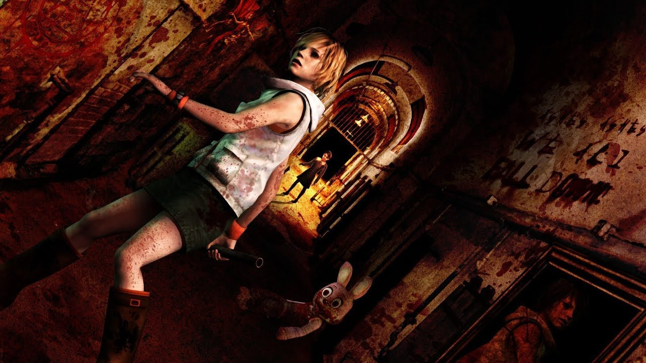 Aris Plays Silent Hill 3 Youtube