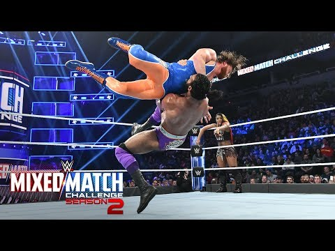 Curt Hawkins unleashes a surprise offense on Jinder Mahal