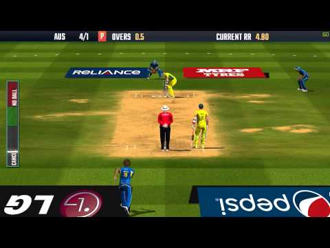 ICC Pro Cricket 2015 Sri Lanka vs Australia | 1080p