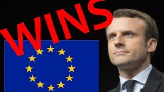 Emmanuel Macron Wins- Another End Time Bible Prophecy Sign