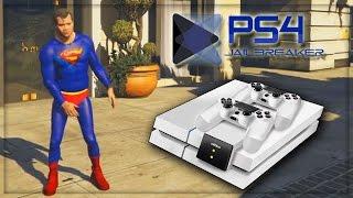 GTA 5 SUPERMAN MOD! & PS4 JAILBREAK (Gaming News + Mods)
