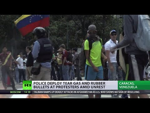 Venezuela inaugurates Constituent Assembly amid street violence