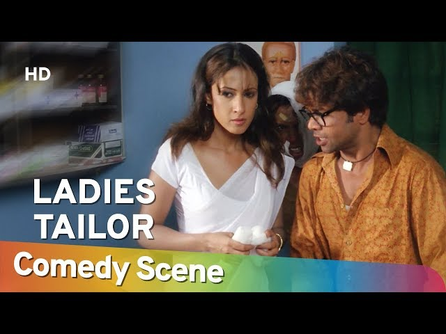 Ladies Tailor - Rajpal Yadav - Hit Comedy Scene - राजपाल यादव कॉमेडी - Shemaroo Bollywood Comedy