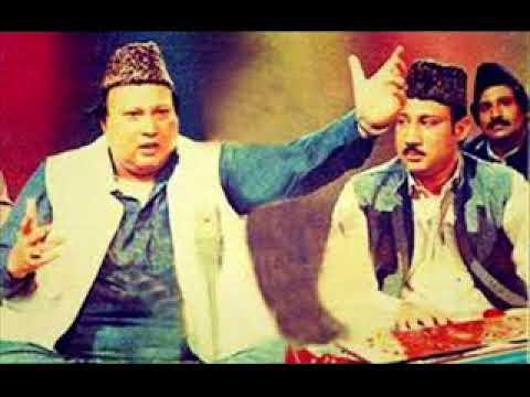 Ya Allah Ya Rehman Very Rare And Beautiful Hamd by Nusrat Fateh Ali Khan live show in1990