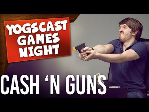 LIVE BANGING - Cash 'n Guns (Games Night)