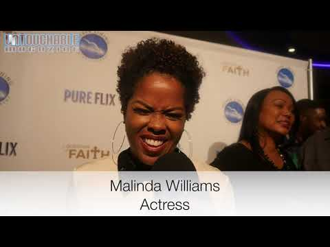 Malinda Williams: A Question of Faith